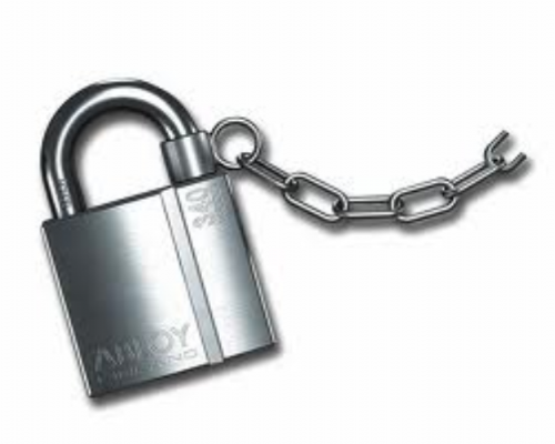 Abloy Padlock Chain  Attachments